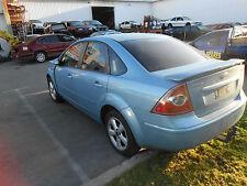 2005 Ford LS Focus Sedan Boot Lid & Spoiler S/N# V7053 BK1745