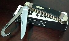 SCHRADE OLD-TIMER BIRD & TROUT HUNTING POCKET KNIFE !!!