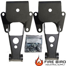 "Dodge 4"" Drop Kit Rear Hangers and Shackles 1978 - 1993 RAM D150 xzx"