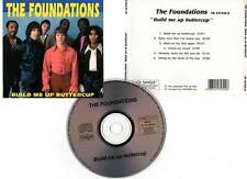 "THE FOUNDATIONS ""Build Me Up Buttercup"" (CD) 1993"