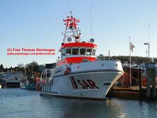 28-Meter-Seenotrettungskreuzer Typ ERNST MEIER-HEDDE & neue BERLIN, Maßstab 1:25