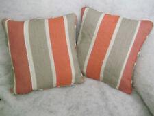 "18x18"" Size 100% Linen Decorative Cushion Covers"
