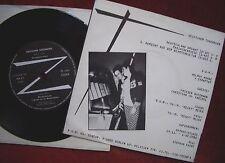 """D.U.R. deutschland brennt 7"""" ZENSOR/BERLIN 1981 minimal/synth MASCHINENMUSIK"""