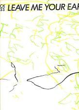 MICK NESS leae me your ears HOLLAND 1981 EX LP TORSO REC