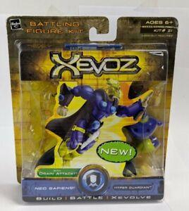 Xevoz Neo Sapiens Hyper Guardian Figure MOSC