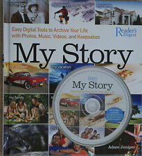 MY STORY Easy Digital Tools to Archive Your Life Photos/Music/Videos