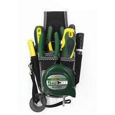 Electrician Waist Pocket Tool Belt Pouch Bag Screwdriver Utility Kit Holder Work