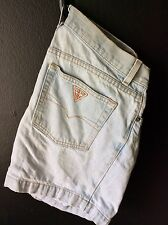 Vintage Size 30 Guess Jeans George Marciano Guess Originals Denim Shorts