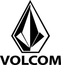 VOLCOM BMX SKATE SURF VINYL CUT DECAL 20cm WIDE #2