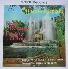 SUA ST 50021 - RESPIGHI - Feste Romance / Fontane Di Roma - Ex Con LP Record