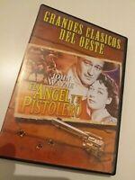Dvd  EL ANGEL Y EL PISTOLERO CON JOHN WAYNE
