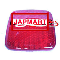 UD TRUCK BUS AND CRANE CPC12 1989-1991 REAR TAIL LAMP LENS (STOP) 4040JMR1 (X2)