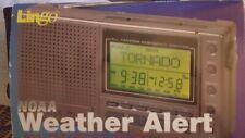 Lingo - Emergency Alert NOAA Weather AM/FM radio - New