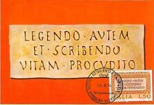 ITALIA REP. - 1974 - Bimillenario della morte di Marco Terenzio Varrone su max.