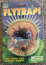 NEW Club Earth FLYTRAP! Tiddly Bug Target Game