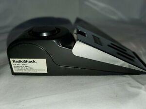 Radio Shack DOORSTOP ALARM Travel Wireless Security Alarm Portable Wedge