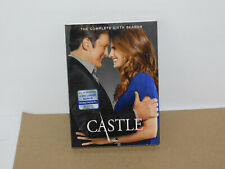 NEW SEALED Castle: The Complete Sixth 6TH Season DVD all 23 episodes W slipcover