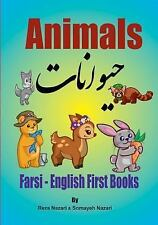 Farsi - English First Books : Animals and Insects by Somayeh Nazari and Reza...