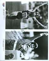 BRUCE JENNER VINTAGE PSA/DNA COA SIGNED 8X10 PHOTO AUTHENTIC AUTOGRAPH