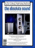 TAS  The Absolute Sound : The High End Journal - Issue 119 (1999) Audiophile mag