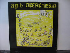 APB Cure For The Blues RED RIVER RECORDS VINYL LP Free UK Post