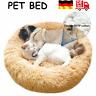Hundebett Katzebett Plüsch Flauschige Haustier Hund Nest Kissen Weiches Warm