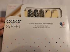Color Street Oh My Stars ~Retired~ 100% Nail Polish Strips Glow in the Dark