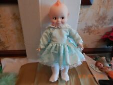 "Vintage Toy Original Cameo 15"" Kewpie Doll Dated 11-2-67. Squeaker"
