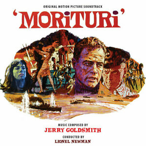 Morituri - Expanded Score - Limited Edition - OOP - Jerry Goldsmith
