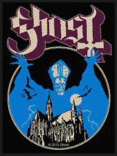 Ghost Patch ricamate-opus eponymous 8x10cm