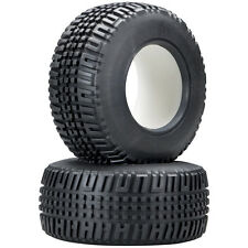 NEW Associated Tire w/Foam Insert SC10 (2) 9809