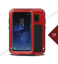 Coque antichoc SAMSUNG Galaxy S8 plus  Etanche - LOVE MEI FRANCE - Rouge