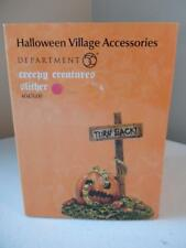 Department 56 Halloween (New) Creepy Creatures Slither Free Shipping