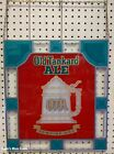 Pabst Old Tankard Glass Sign