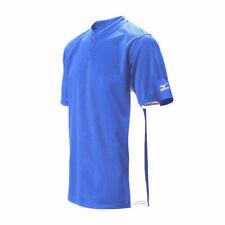 Lot Five New Mizuno Baseball Youth Size- 2- Large 3-XL Royal Blue G2 Jerseys