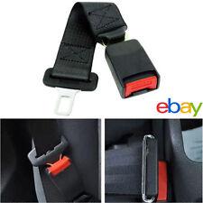 "14INCH  Universal Car Seat Seatbelt Safety Belt Extender Extension 7/8"" Buckle"