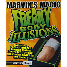Freaky Body Parts Finger! by Marvin's Magic - Magia Scenica - Giochi di Magia