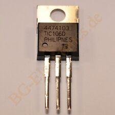 tic116m tiristores 8a//600v to-220ab Bourns 3 unidades m1012
