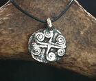 Rare  genuine ancient Viking  bronze  pendant - wearable