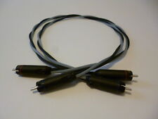 Schmitt Custom Audio KLEI/3-9 Silver RCA IC's 1 meter 1pr