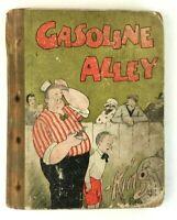 Gasoline Alley 1929 Hardback Book by Frank King Comic Strip Illustrations