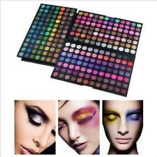 Full 252 Color Eye Shadow Makeup Cosmetic Shimmer Matte Eyeshadow Palette Set WP