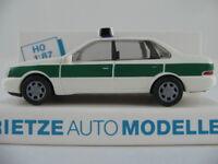 "Rietze 50642 Ford Scorpio Limousine (1994-1997) ""POLIZEI"" 1:87/H0 NEU/OVP"