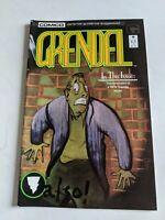 Grendel #19 May 1988 Comico Comics Matt Wagner