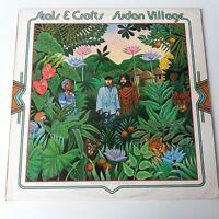 Seals and Crofts - Sudan Village Vinyl LP Original Press 1976 EX/EX+