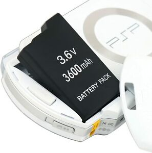 Replacement Battery FOR SONY PSP 1000 1001 1002 1003 - New 3600mAh UK Ship