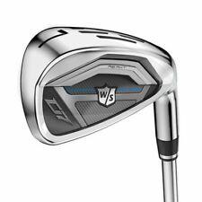 New Wilson Staff D7 Iron set 5-GW irons KBS Tour 80 Stiff Steel D-7 5-PW+GW
