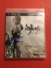 Final Fantasy XIII-2 (Sony PlayStation 3, 2012) No Manual