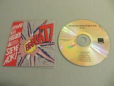 ARMAND VAN HELDEN & STEVE AOKI Brrrat! (Mixes) promo CD single