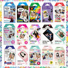 For Fujifilm Instax Mini 7s 8 9 25 50s 70 Film Camera Fuji Instant Photo Sheets